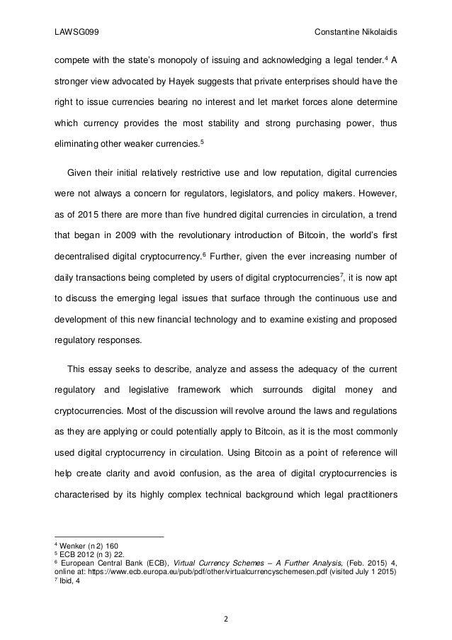 bank of england digital currency pdf