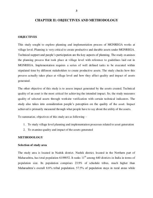 Asset Survey Report Final