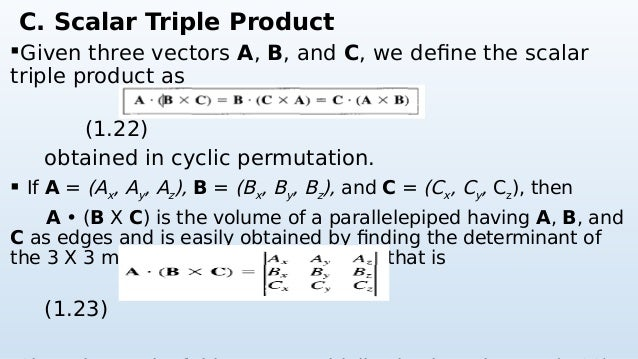 Chapter 1 19 d vector triple product ccuart Choice Image
