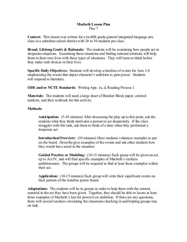 macbeth unit test essay Macbeth objective test - a comprehensive 100-question final test for a unit study  of  three witches macbeth essay question suggested essay topics and study.