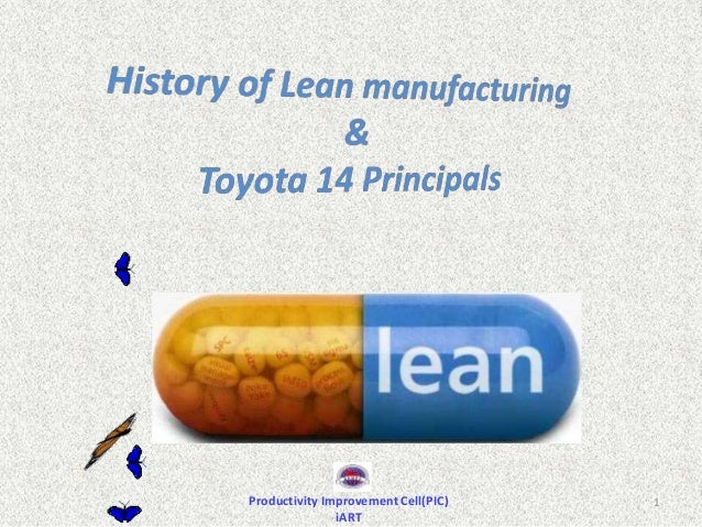 Phd thesis on lean manufacturing