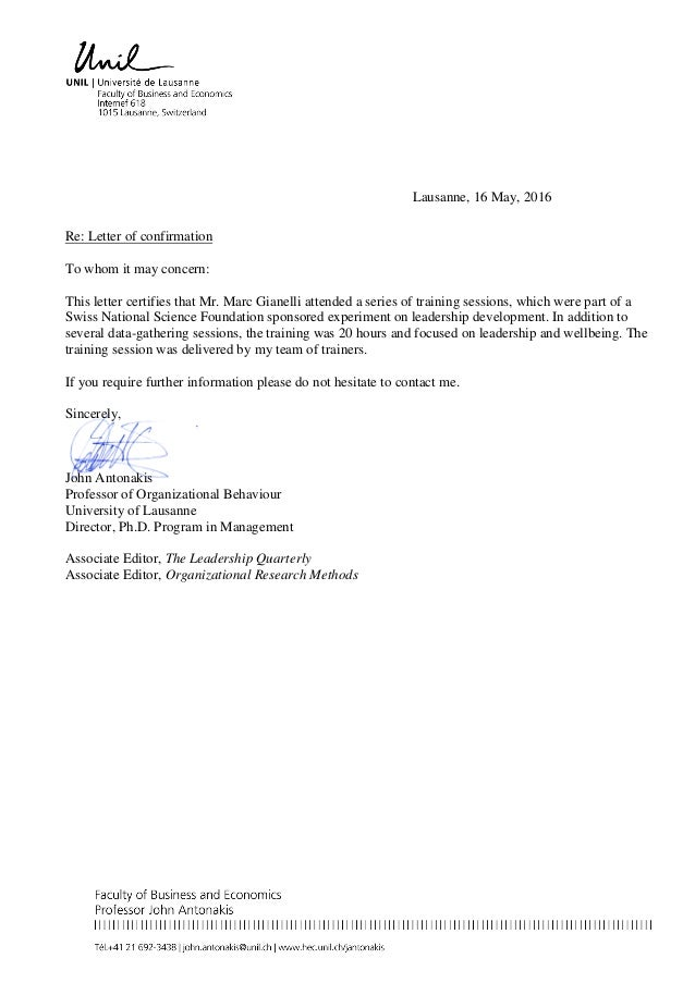 Reference Letter Grant Application Sample Letters Of