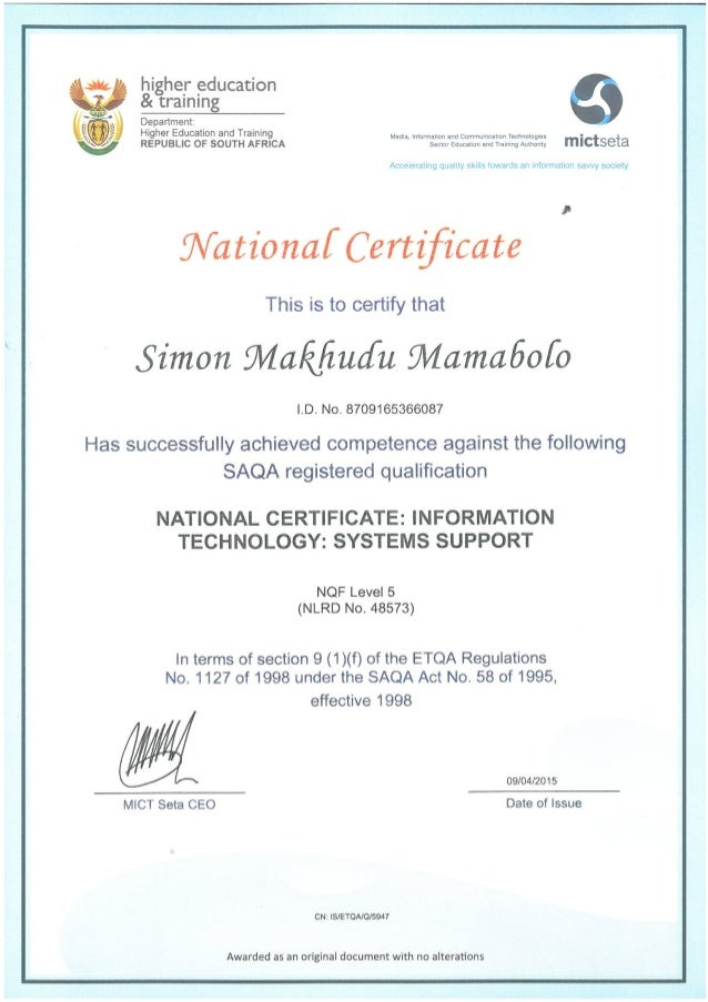 Simon_National_Certificate_IT_Systems Support