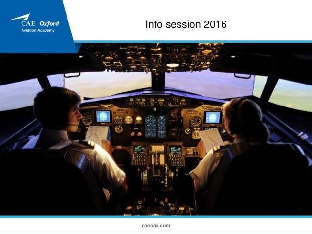 caeoaa.com Info session 2016