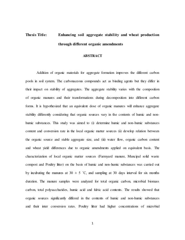 Dissertation abstract international section b