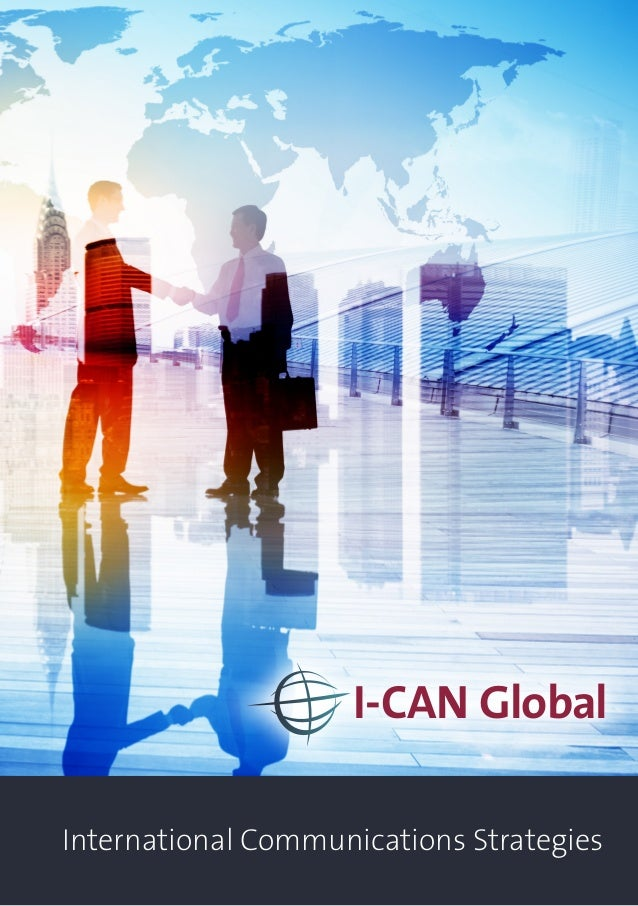 I-CAN Global International Communications Strategies