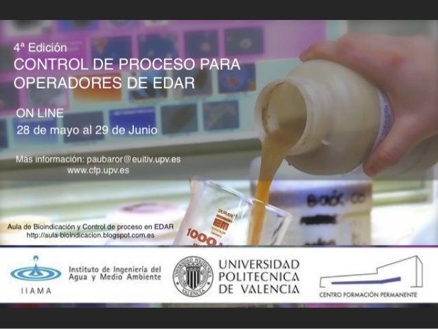 4 ed curso online control de proceso para operadores de for Universidad de valencia online