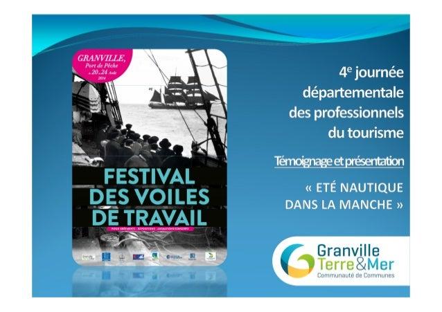 PRESENTATION QUOI ? Granville : port morutier port de pêche côtière port de corsaires et d'armateurs GRANVILLE, Port de Pê...