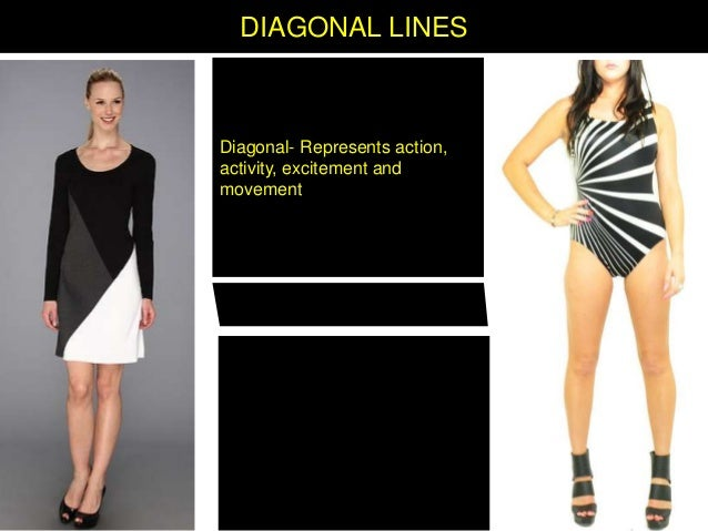 Line Composition In Fashion Designing : Elements of design