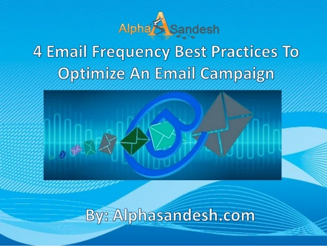 • Today, email marketing has become one prominent business communication tools in other techniques. Though, the only email...