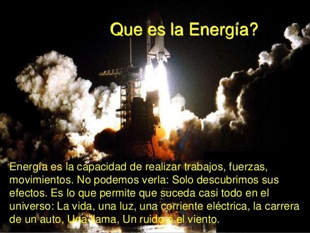 Resultado de imagen de La energía del Universo