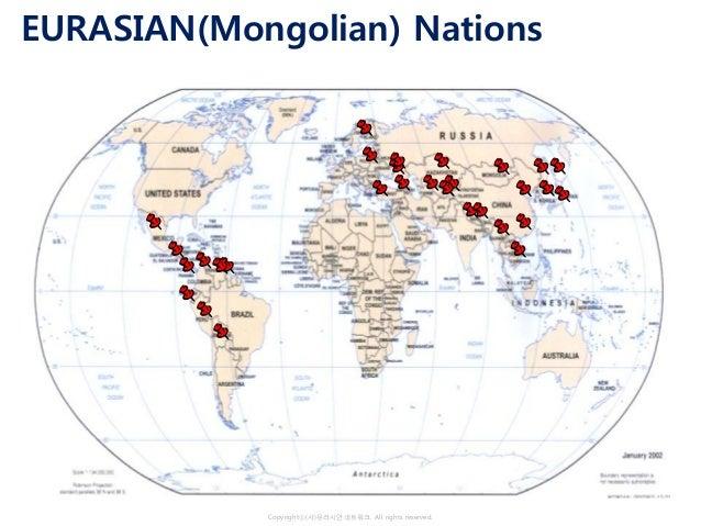 Copyrightⓒ(사)유라시안네트워크. All rights reserved. EURASIAN(Mongolian) Nations
