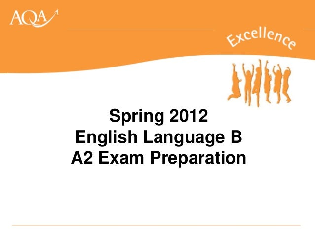 english b 2012 exam The following are examples of actual examination papers used in past years they are provided for information only.