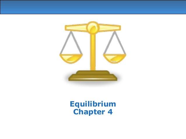 Equilibrium Diagrams