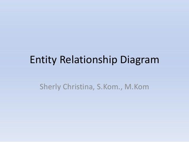 entity relationship diagramm definition of communism