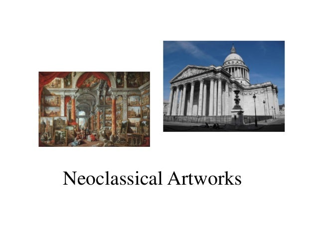 Neoclassical Artworks