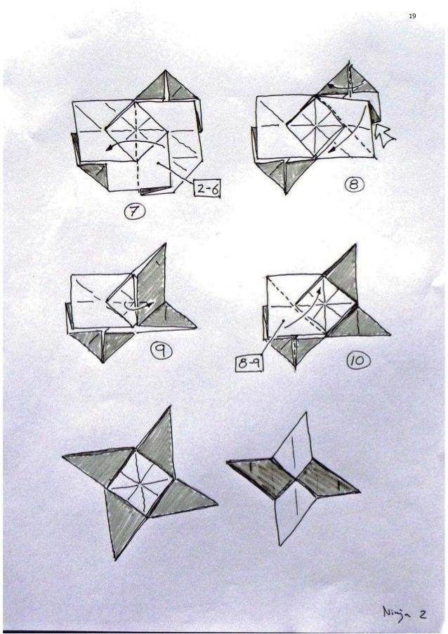 4 esquinas origami