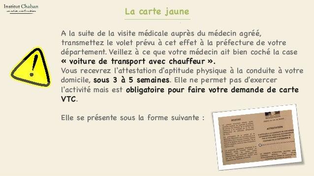 4 Tapes Cls Pour Obtenir Sa Carte Professionnelle VTC