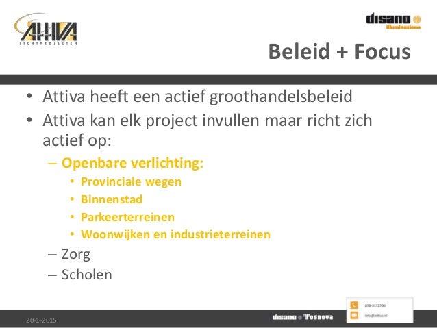 Attiva Bedrijfspresentatie 2014 Vzv