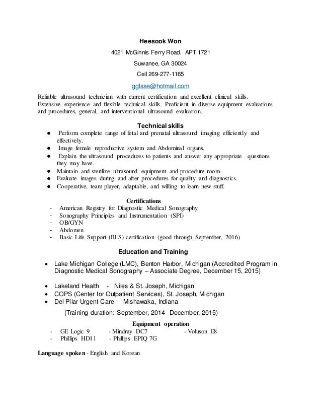 2 - Cover Letter And Resumes