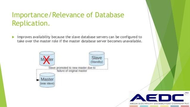 MySQL real-time replication configuration
