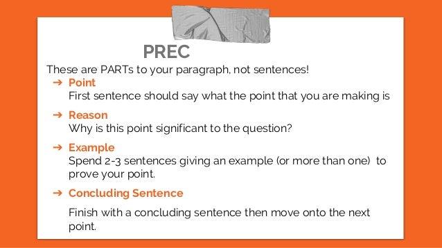 Essay Structure, introduction, body paragraphs, conclusion