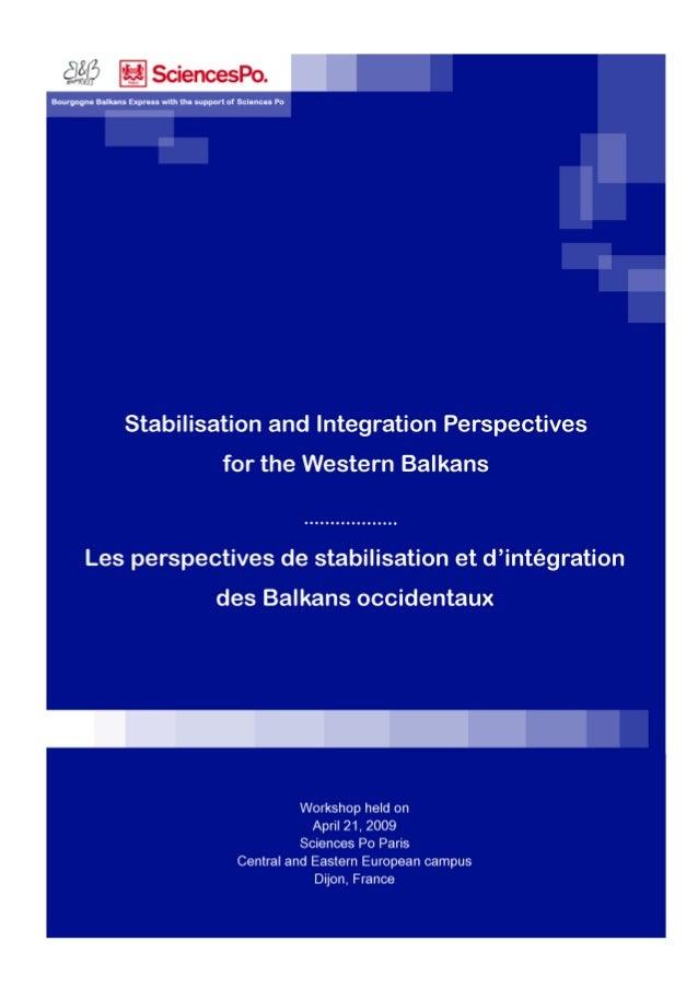 L'association Bourgogne Balkans Express avec le soutien du 1er cycle européen de Dijon, Europe centrale et orientale, de S...