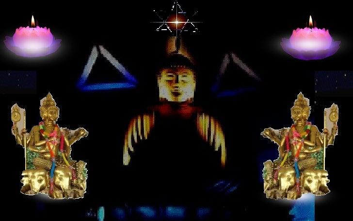 4 Face Buddha Slide 2