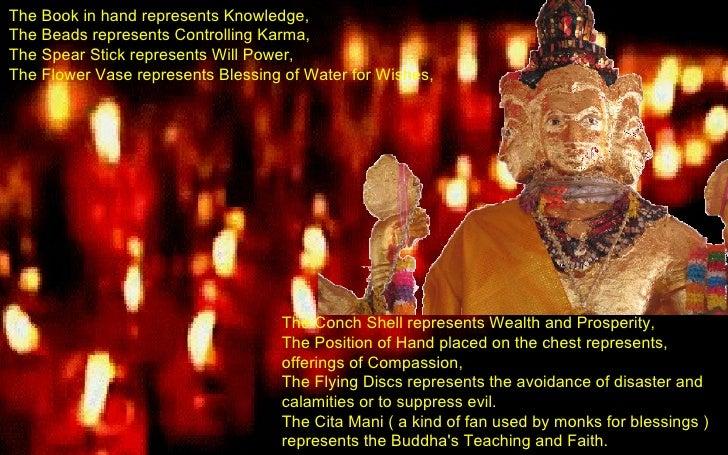 4 Face Buddha Slide 3