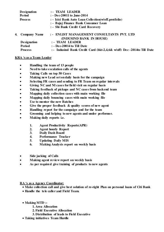rajan resume