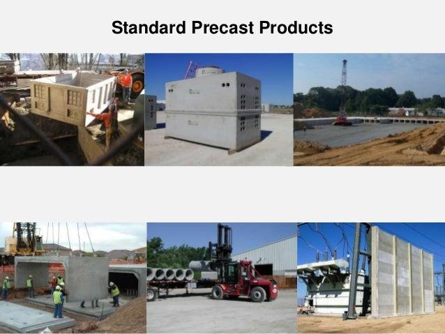 Oldcastle Precast Product Portfolio