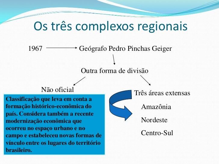 Observe o mapa.          Mário YoshidaFonte: Pedro Pinchas Geiger. Organização regional do Brasil. Revista Geográfica. Rio...