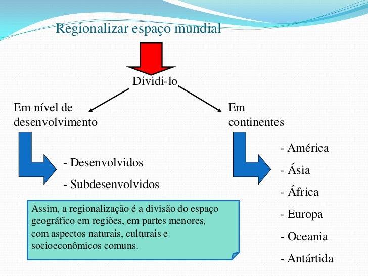 A divisão regional oficial do IBGE                            Primeira divisão regional                                ofi...