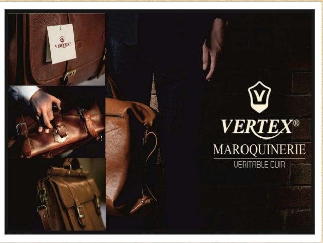VERTEX Maroquinerie