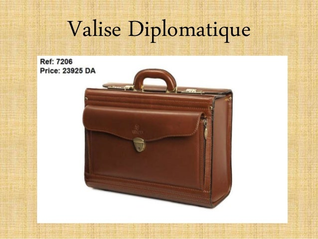 Valise Diplomatique