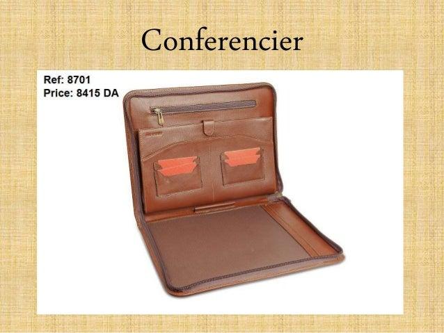 Conferencier