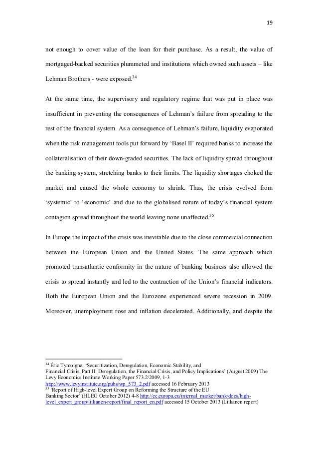 banking topics essay education reform