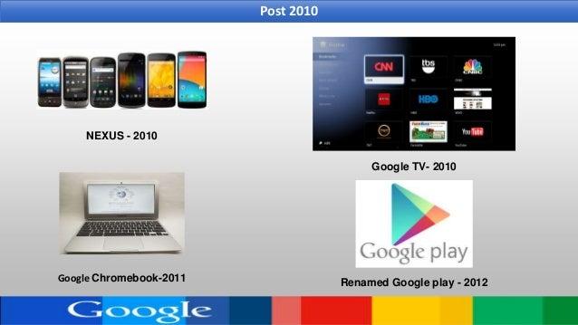 Google Innovations