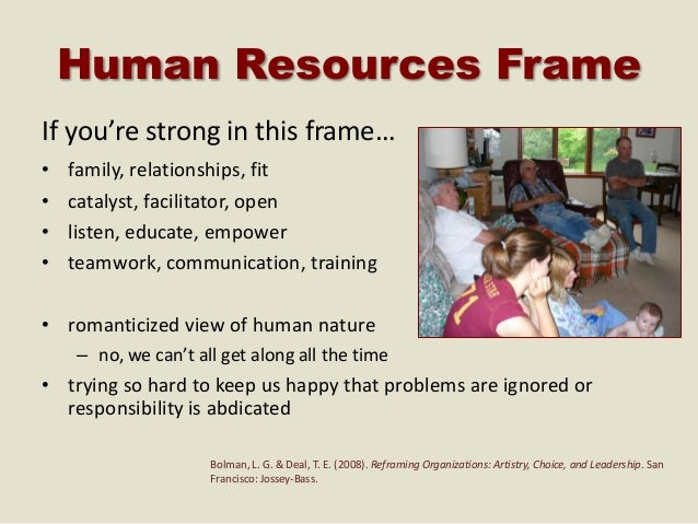 human strategies frame