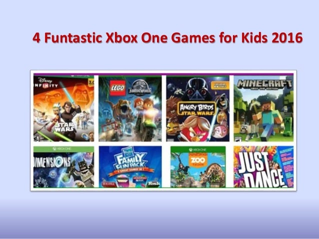 4 funtastic xbox one games for kids 2016. Black Bedroom Furniture Sets. Home Design Ideas