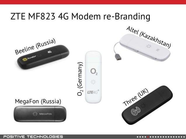 4G modem – best present ever!