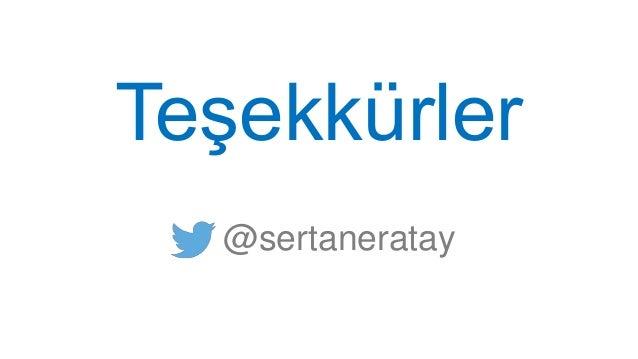 4G hızında M-Ticaret Sertan Eratay - Turkcell