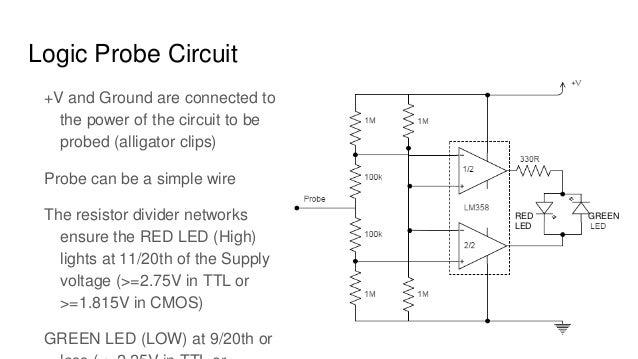 Super 5 Logic Probe Wiring Digital Resources Bemuashebarightsorg