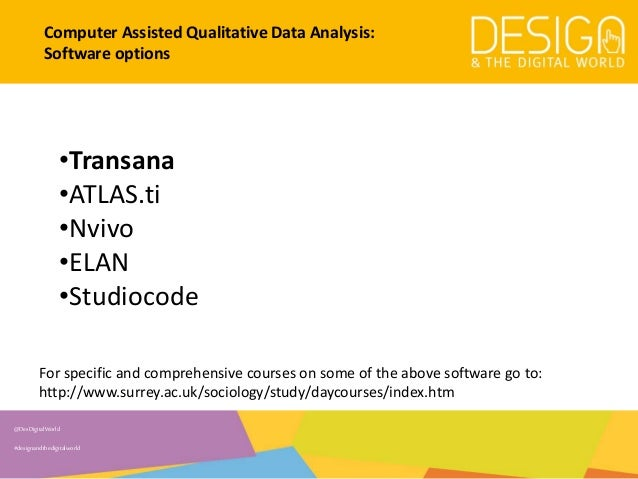 4. Going further with audio/video analysis Slide 2
