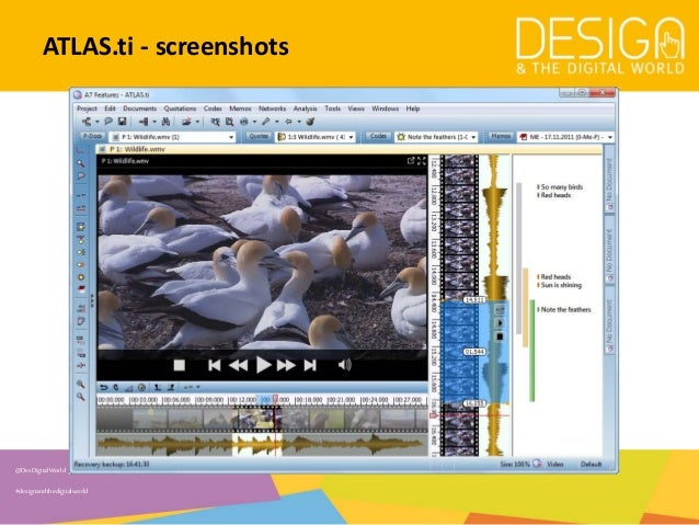 4. Going further with audio/video analysis Slide 3