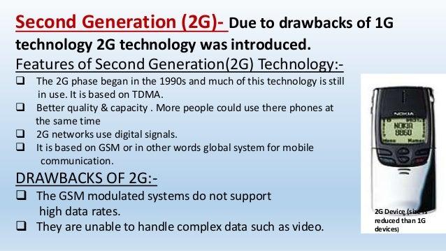 Seminar on 4G Wireless Communication