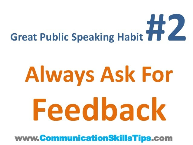 10 Tips for Improving Your Public Speaking Skills ...