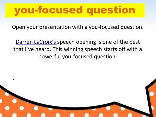 4 great public speaking tips effective presentation skills training Slide 2