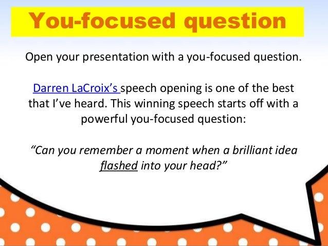 4 great public speaking tips effective presentation skills training Slide 3