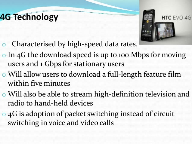 4g technology research papers American journal of engineering research (ajer) 2013  so, this paper  represents, great evolution of 1g (first generation) to 4g yield 5g, introduction to  5g technologies, why there is a need for 5g, advantages of 5g networks  technology,.
